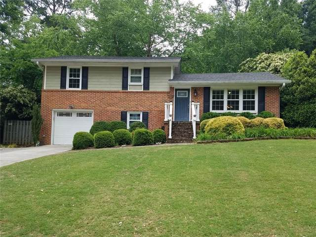 3006 Delcourt Drive, Decatur, GA 30033 (MLS #6880845) :: North Atlanta Home Team