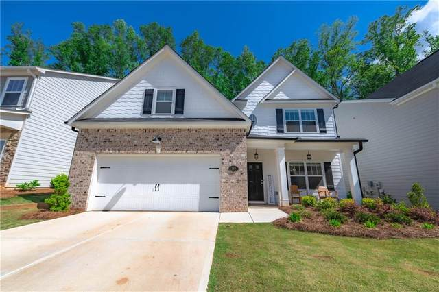 145 Crest Brooke Drive, Holly Springs, GA 30115 (MLS #6880879) :: North Atlanta Home Team