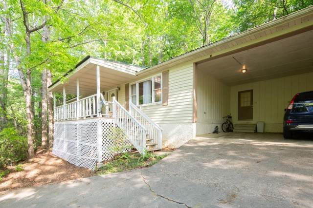 183 Laurel Heights Drive, Dahlonega, GA 30533 (MLS #6880900) :: North Atlanta Home Team