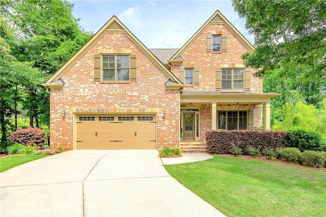 2305 Boulder View Court, Marietta, GA 30062 (MLS #6880907) :: North Atlanta Home Team