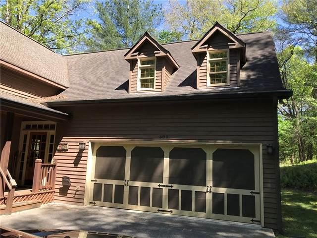 689 Blackberry Mountain Drive, Ellijay, GA 30536 (MLS #6880909) :: RE/MAX Prestige