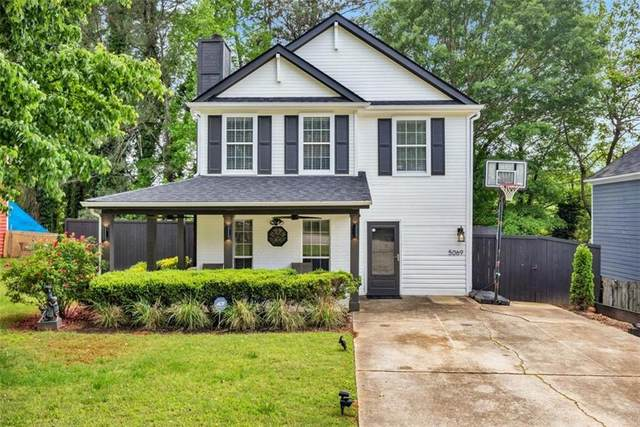 5069 Brittany Drive, Stone Mountain, GA 30083 (MLS #6880916) :: Compass Georgia LLC