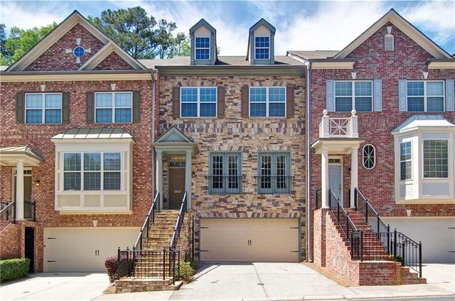 2823 Seneca Creek Lane SE #3, Marietta, GA 30067 (MLS #6880930) :: Path & Post Real Estate