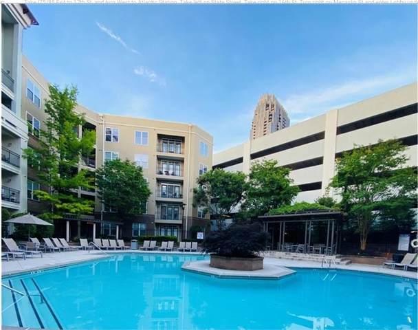 390 17th Street NW #3058, Atlanta, GA 30363 (MLS #6880952) :: RE/MAX Prestige