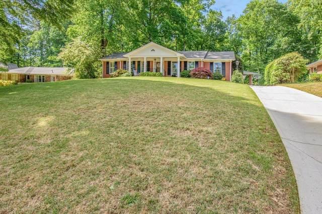 1614 Alderbrook Road NE, Atlanta, GA 30345 (MLS #6880956) :: Keller Williams Realty Cityside