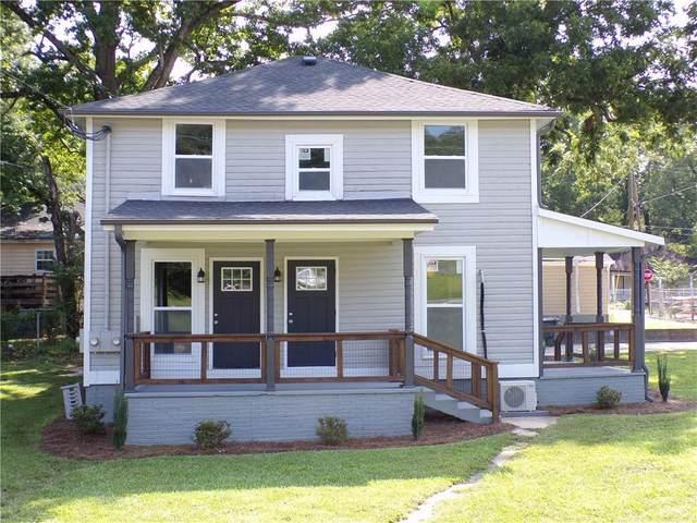 405 N Park Street, Carrollton, GA 30117 (MLS #6880960) :: North Atlanta Home Team