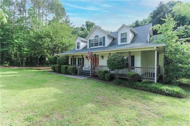 6395 Cedar Grove Road, Fairburn, GA 30213 (MLS #6880963) :: RE/MAX Paramount Properties