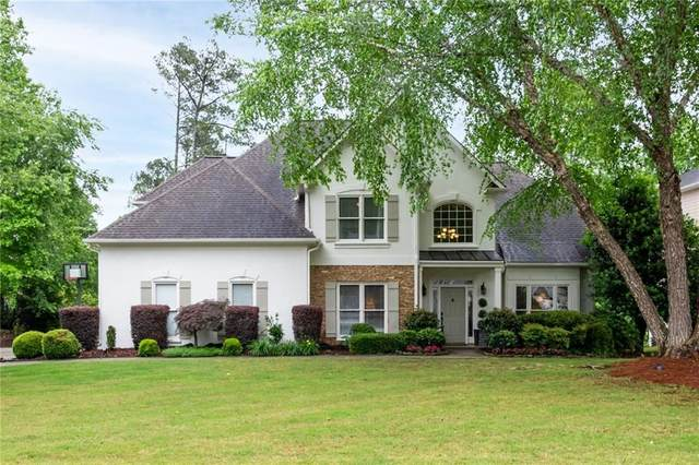 2482 Saluda Drive NW, Acworth, GA 30101 (MLS #6881003) :: The Kroupa Team | Berkshire Hathaway HomeServices Georgia Properties