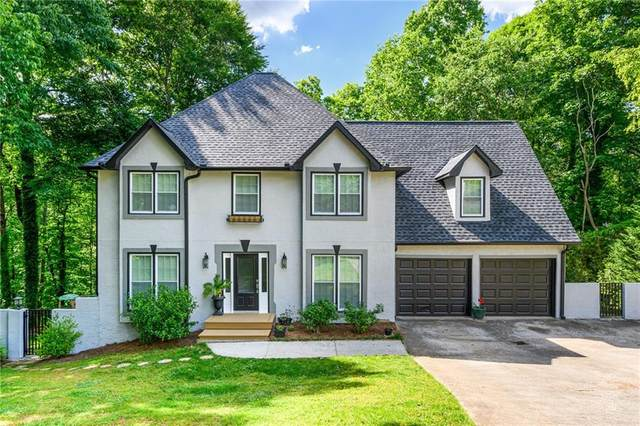 5001 India Lake Drive, Acworth, GA 30102 (MLS #6881004) :: The Heyl Group at Keller Williams