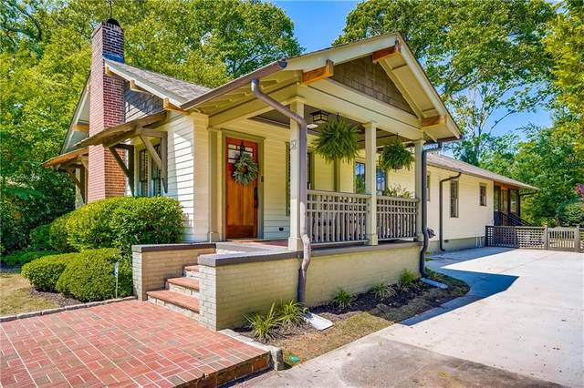 52 Russell Street NE, Atlanta, GA 30317 (MLS #6881017) :: RE/MAX Prestige