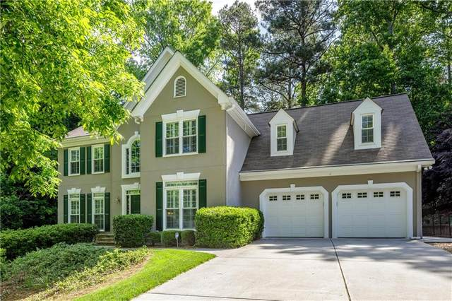 5400 Hampstead Way, Duluth, GA 30097 (MLS #6881022) :: Rock River Realty