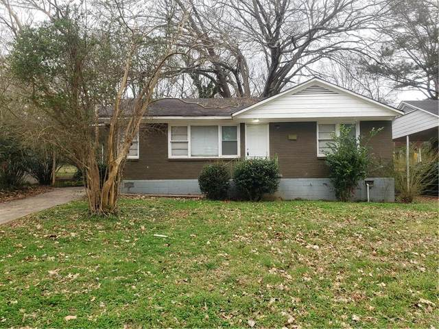 2075 Meador Avenue SE, Atlanta, GA 30315 (MLS #6881044) :: RE/MAX Paramount Properties