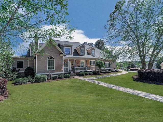 301 Maddox Place, Canton, GA 30115 (MLS #6881048) :: Path & Post Real Estate