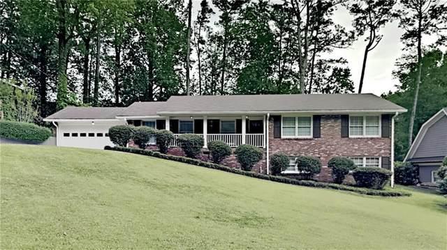 2921 Blackwood Road, Decatur, GA 30033 (MLS #6881055) :: The Justin Landis Group