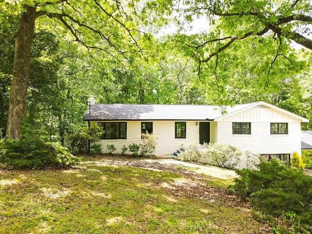 221 Ridgeway Road, Canton, GA 30114 (MLS #6881059) :: RE/MAX Paramount Properties