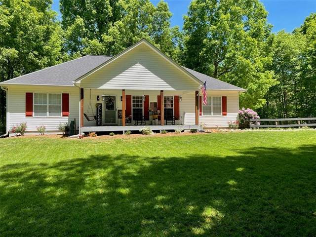 1360 High Shoals Road, Dallas, GA 30132 (MLS #6881074) :: RE/MAX Prestige