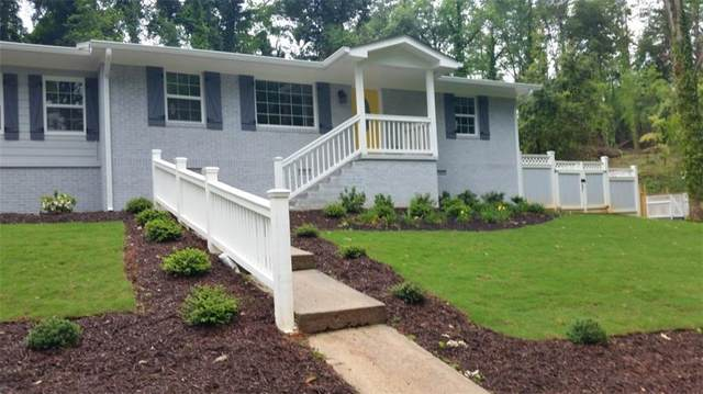 3 Indianola Drive, Gainesville, GA 30501 (MLS #6881083) :: Lucido Global