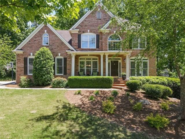 4010 Whispering Pines Court, Suwanee, GA 30024 (MLS #6881095) :: North Atlanta Home Team