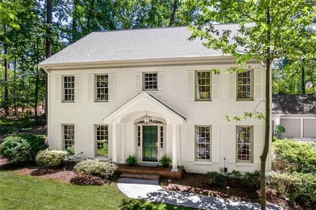 943 Barton Woods Road NE, Atlanta, GA 30307 (MLS #6881099) :: AlpharettaZen Expert Home Advisors