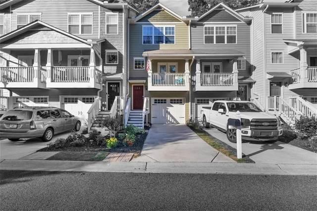 1557 Liberty Parkway NW, Atlanta, GA 30318 (MLS #6881110) :: Charlie Ballard Real Estate