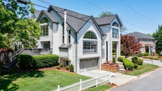 1420 Canoochee Drive NE, Brookhaven, GA 30319 (MLS #6881134) :: AlpharettaZen Expert Home Advisors