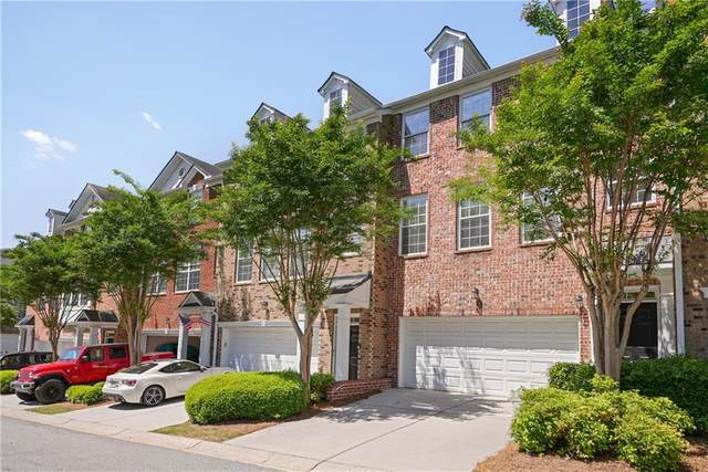 3509 Chattahoochee Summit Lane SE #25, Atlanta, GA 30339 (MLS #6881141) :: The Justin Landis Group