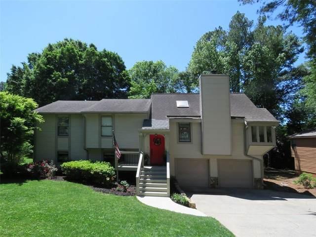 717 Polk Street NW, Marietta, GA 30064 (MLS #6881150) :: Path & Post Real Estate