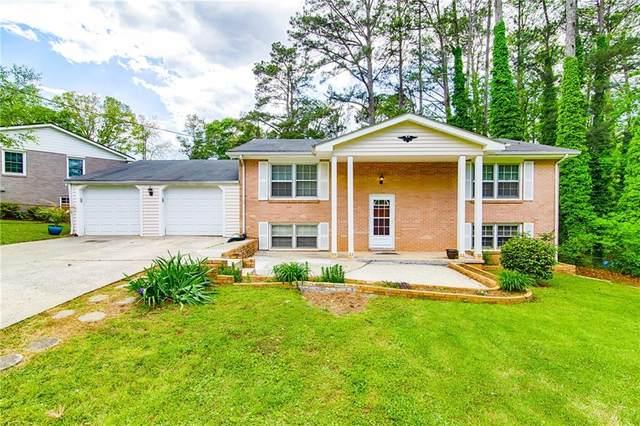 1121 Azalea Circle, Marietta, GA 30062 (MLS #6881164) :: AlpharettaZen Expert Home Advisors