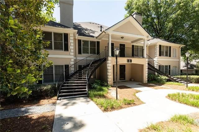 103 Peachtree Forest Drive #103, Peachtree Corners, GA 30092 (MLS #6881217) :: North Atlanta Home Team