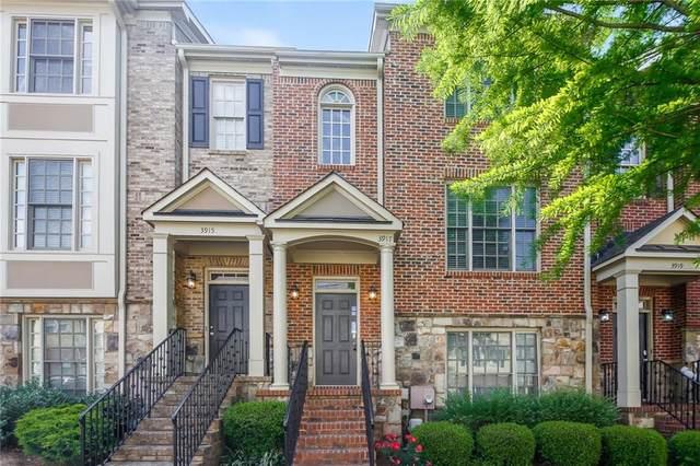 3917 High Dove Way SW #16, Smyrna, GA 30082 (MLS #6881234) :: North Atlanta Home Team