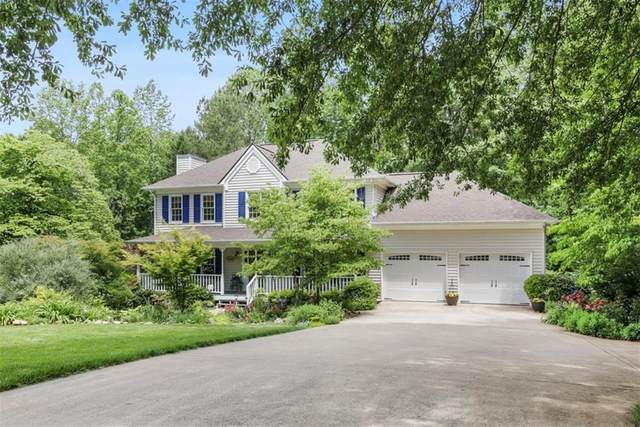 130 Orchard Drive, Canton, GA 30115 (MLS #6881261) :: The Kroupa Team | Berkshire Hathaway HomeServices Georgia Properties