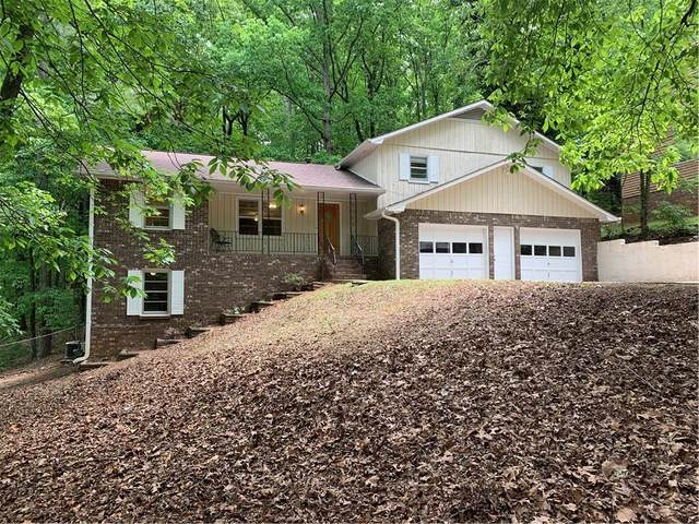 2142 Tourney Drive, Marietta, GA 30062 (MLS #6881265) :: North Atlanta Home Team