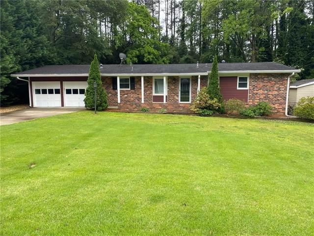 2450 Little John Trail SE, Marietta, GA 30067 (MLS #6881273) :: Path & Post Real Estate