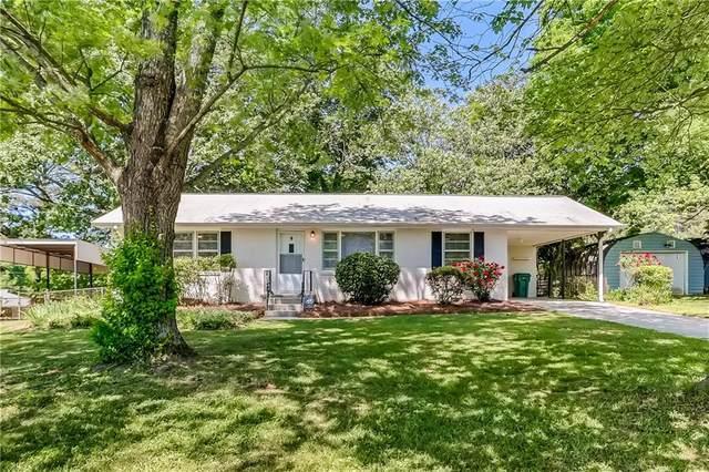 2160 SE Farm Lane SE, Smyrna, GA 30080 (MLS #6881303) :: North Atlanta Home Team