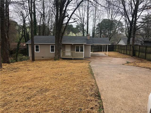 3075 Mangum Drive, Cumming, GA 30041 (MLS #6881304) :: North Atlanta Home Team