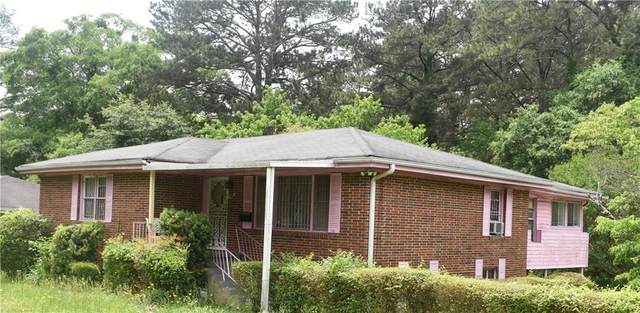 250 Hamilton E Holmes Drive NW, Atlanta, GA 30318 (MLS #6881318) :: North Atlanta Home Team