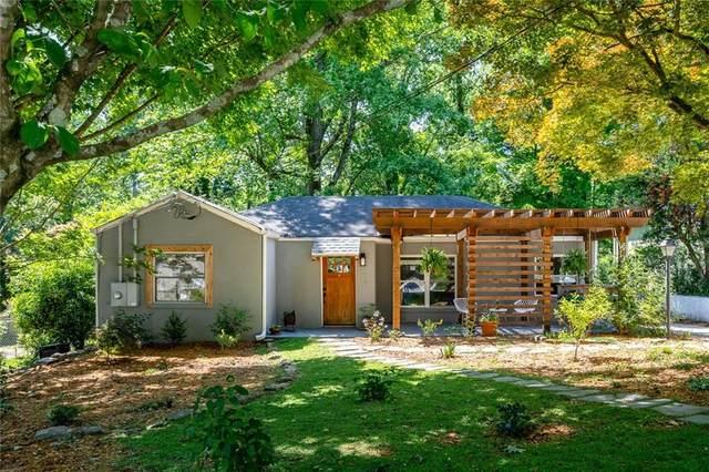 206 Garden Lane, Decatur, GA 30030 (MLS #6881319) :: The Kroupa Team | Berkshire Hathaway HomeServices Georgia Properties