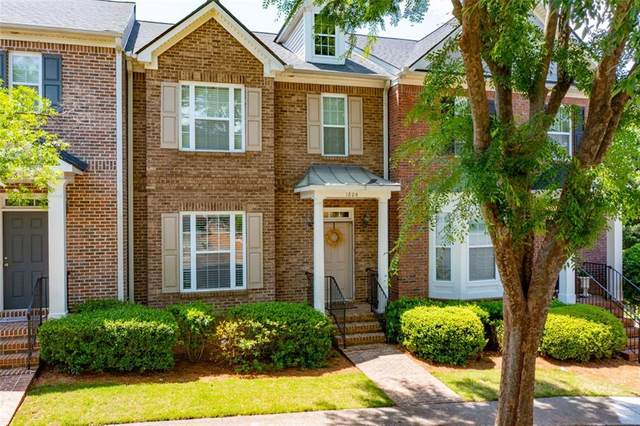 1604 Perserverence Hill Circle NW #7, Kennesaw, GA 30152 (MLS #6881321) :: North Atlanta Home Team