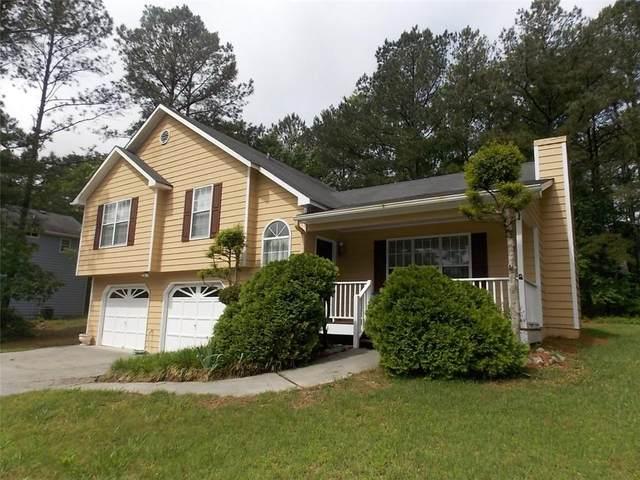 513 Amberwood Way, Euharlee, GA 30145 (MLS #6881326) :: RE/MAX Paramount Properties