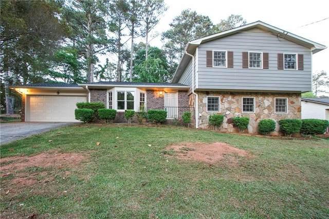 5917 Dana Drive, Norcross, GA 30093 (MLS #6881330) :: North Atlanta Home Team