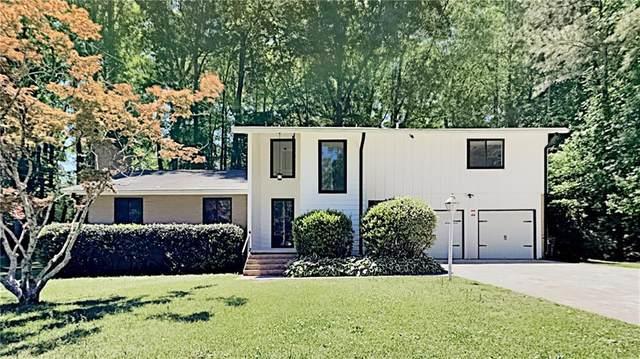 5145 Kerry Drive SW, Atlanta, GA 30331 (MLS #6881331) :: The Justin Landis Group