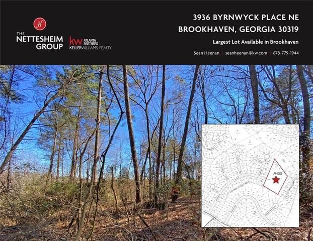 3940 Byrnwyck Place NE, Brookhaven, GA 30319 (MLS #6881347) :: RE/MAX Prestige