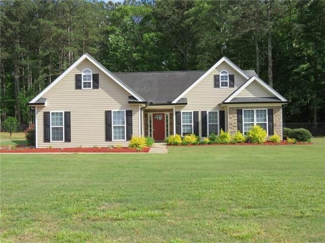 321 Sandhill Hulett Road, Villa Rica, GA 30180 (MLS #6881359) :: North Atlanta Home Team