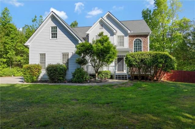 6095 Antler Drive, Gainesville, GA 30506 (MLS #6881368) :: North Atlanta Home Team