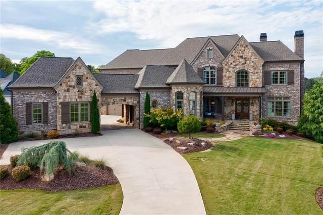 10150 Cedar Ridge Drive, Milton, GA 30004 (MLS #6881379) :: Path & Post Real Estate