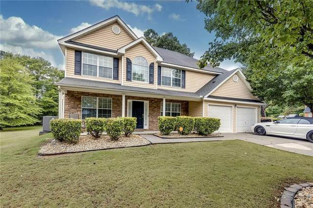 10 Creekview Boulevard, Covington, GA 30016 (MLS #6881387) :: Path & Post Real Estate