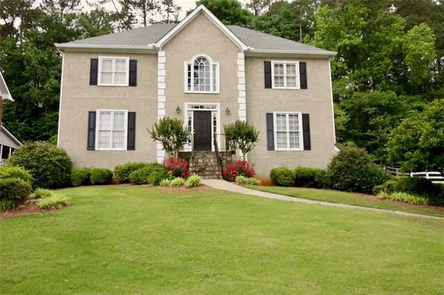 107 N Lakeside Drive NW, Kennesaw, GA 30144 (MLS #6881391) :: North Atlanta Home Team