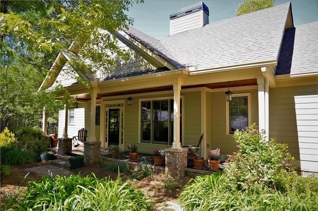231 Wild Pansy Way, Big Canoe, GA 30143 (MLS #6881393) :: North Atlanta Home Team