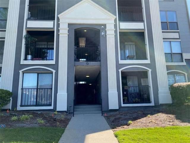 2657 Lenox Road NE G-85, Atlanta, GA 30324 (MLS #6881402) :: The Justin Landis Group