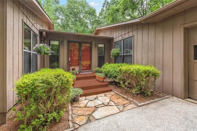 2270 Piedmont Ridge Drive, Marietta, GA 30062 (MLS #6881428) :: Path & Post Real Estate